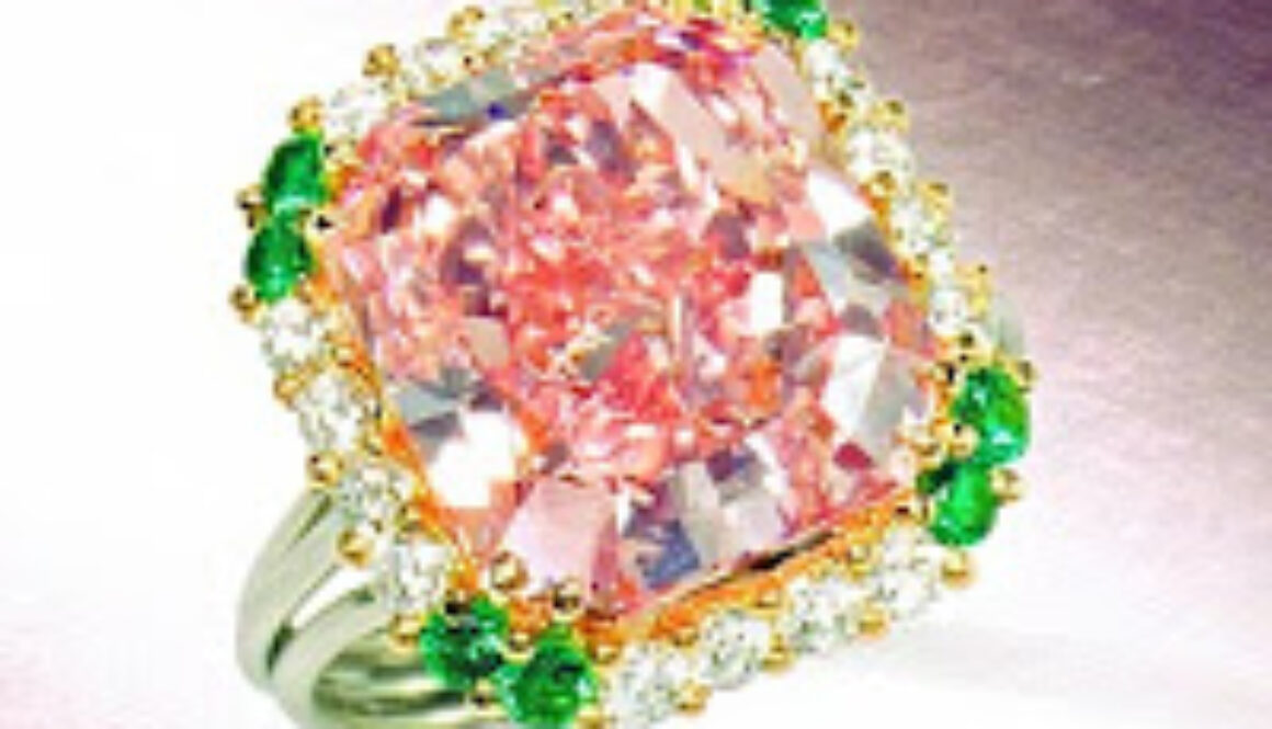 Pink+Diamond+Engagement+Ring+with+green+and+white+baguettes.jpg