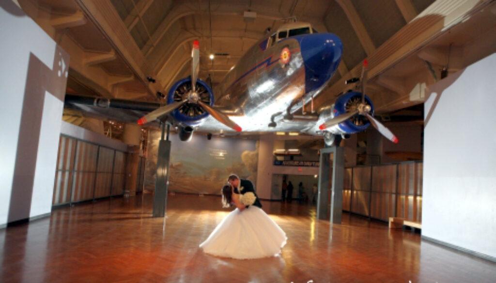 Henry Ford Museum weddings