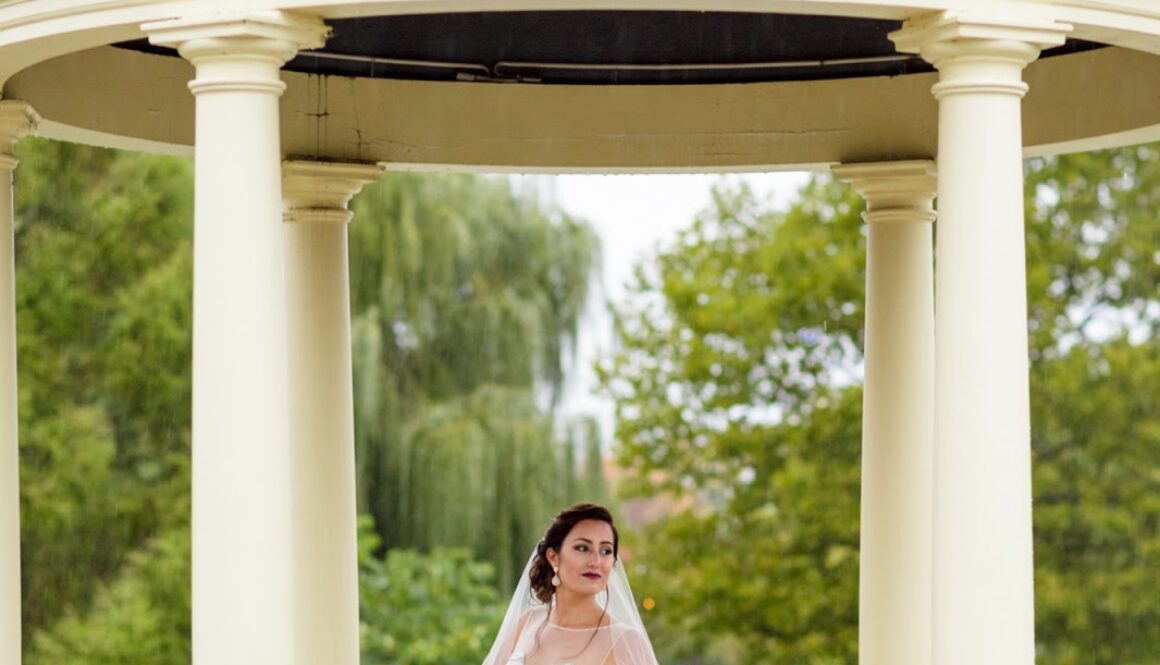 Blossom Heath bride