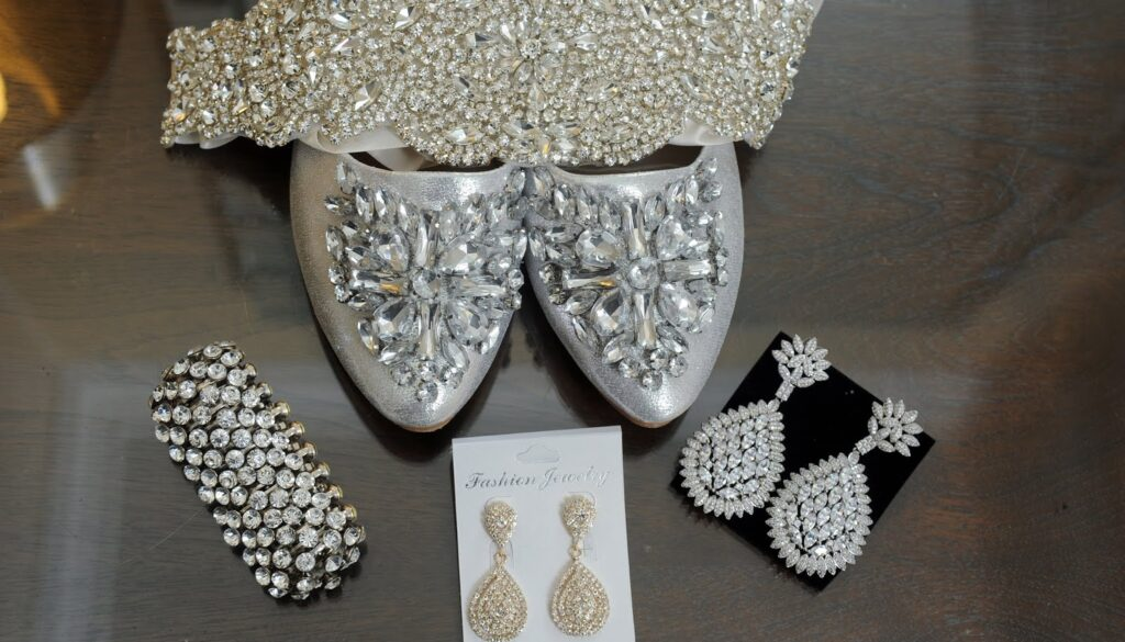 wedding day accessories