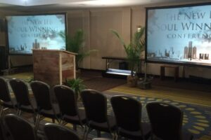 christian conference belleville holiday inn express