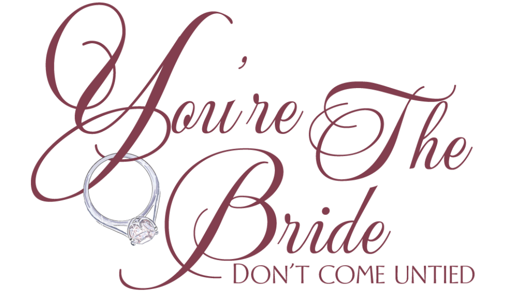 you're the bride wedding planner
