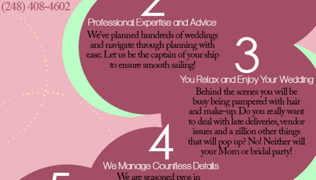 wedding management coordinator
