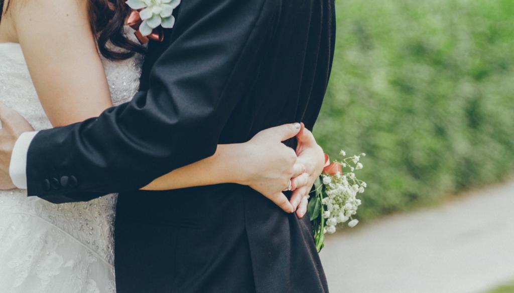 closeup-bride-groom