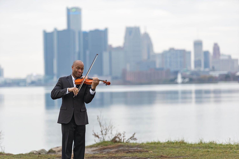 rodney page violinist
