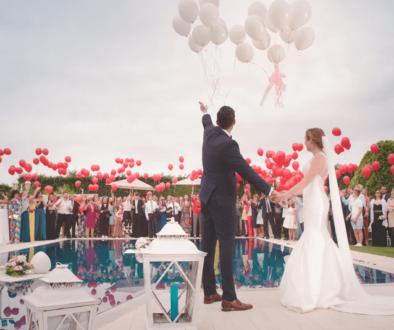 destination wedding video