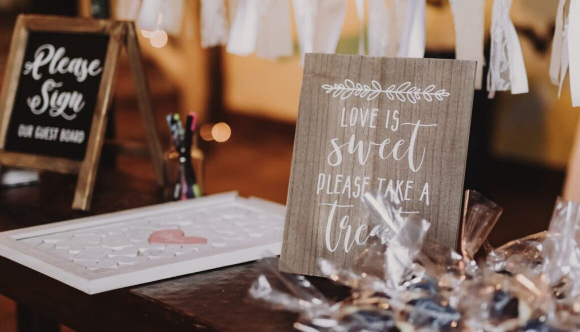 guest book for wedding
